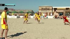 fotbal pe plaja1