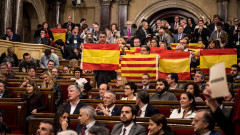 parlament catalonia GettyImages - 9 nov 15