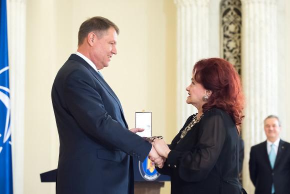 iohannis stela popescu presidency