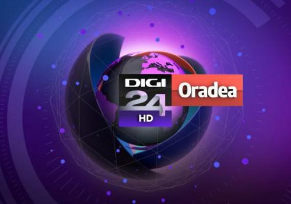 Jurnalul Digi24 Oradea 22 februarie 2017