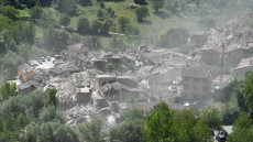 Magnitude 6.2 Earthquake In Central Italy Kill At Least 37