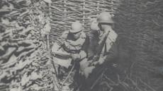Aspect din tranșee 1917
