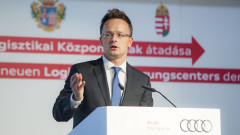 2nd logistics hall of Audi Hungaria Motor opens in Gyor