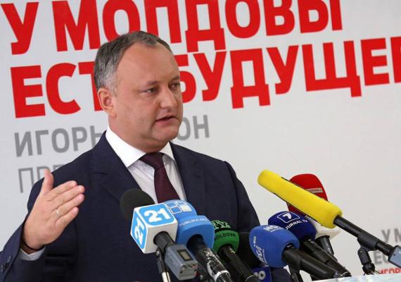 Igor Dodon acuză amânarea intenționată a învestirii sale în funcție