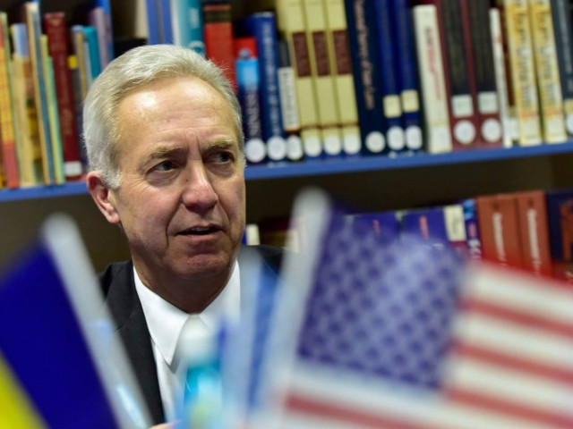 Ambasadorul SUA: Corupția poate fi o amenințare la adresa NATO