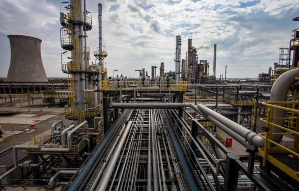 OMV vrea să facă cu Gazprom un terminal pentru gaze lichefiate pe coasta rusească a Mării Negre