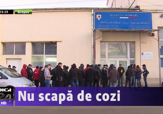 Jurnalul orei 16:30 la Digi24 Braşov - 17 februarie 2017