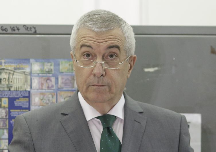 VIDEO. Tariceanu, acuzat ca a intrat peste rand la muzeul din Rosia Montana