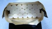 pachet de tigari de contrabanda_politia romana