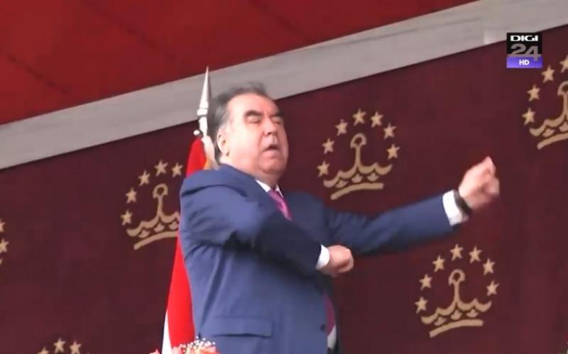 presedintele tadjikistan emomali