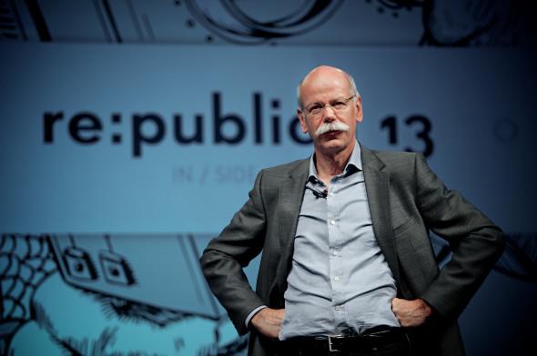 Digitalizare-smart life-Directorul Mercedes-Benz anunță falimentul apropiat al industriei auto