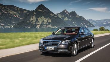 GALERIE FOTO   Noul Mercedes Clasa S, în România. Cât costă cel...