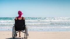 scaun rulant plaja shutterstock_412297546