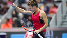 2017 China Open - Day 8 - Semi-Finals