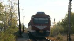 tren linie neelectrificata