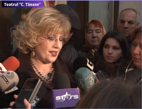 Corina Chiriac: Se duce o epoca pe care noi am trait-o altfel
