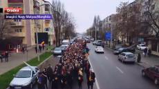 VO marsul elevilor