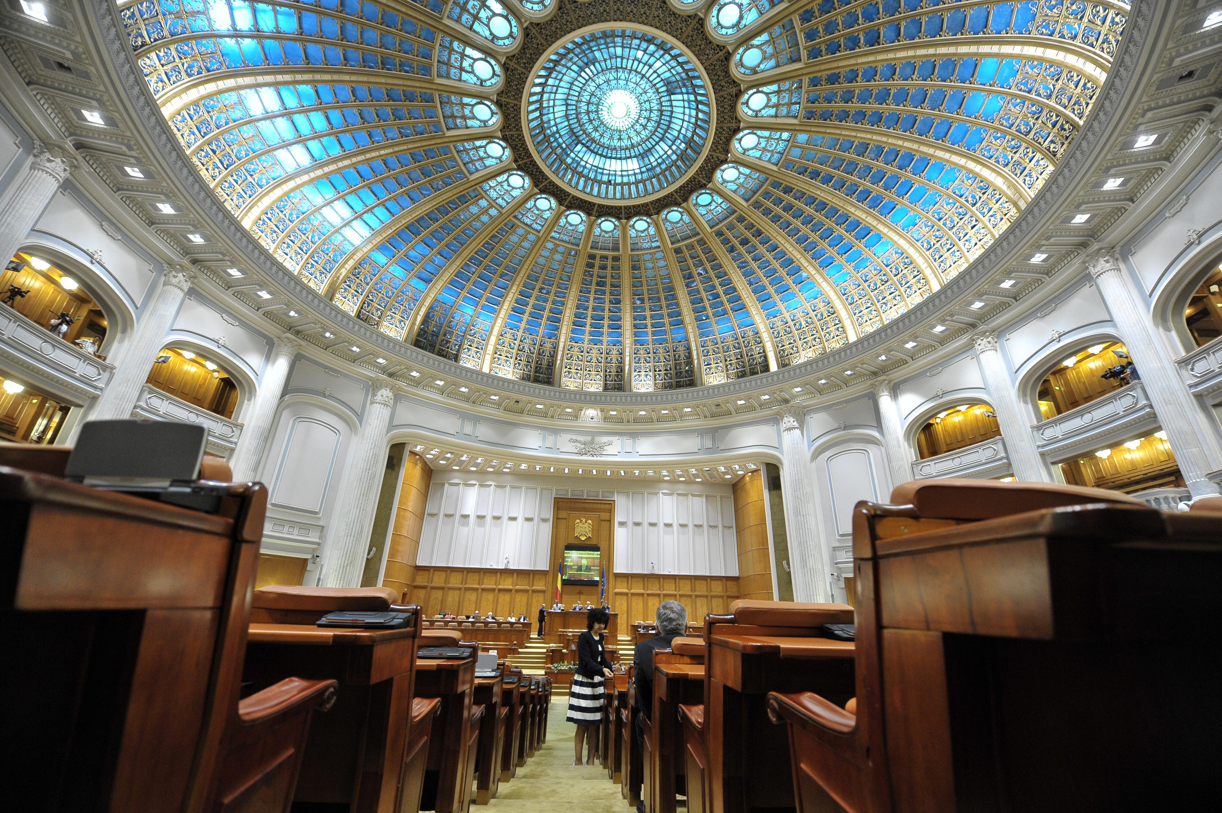 Parlamentul dezbate luni proiectul bugetului de stat şi al asigurarilor sociale de stat pe 2018