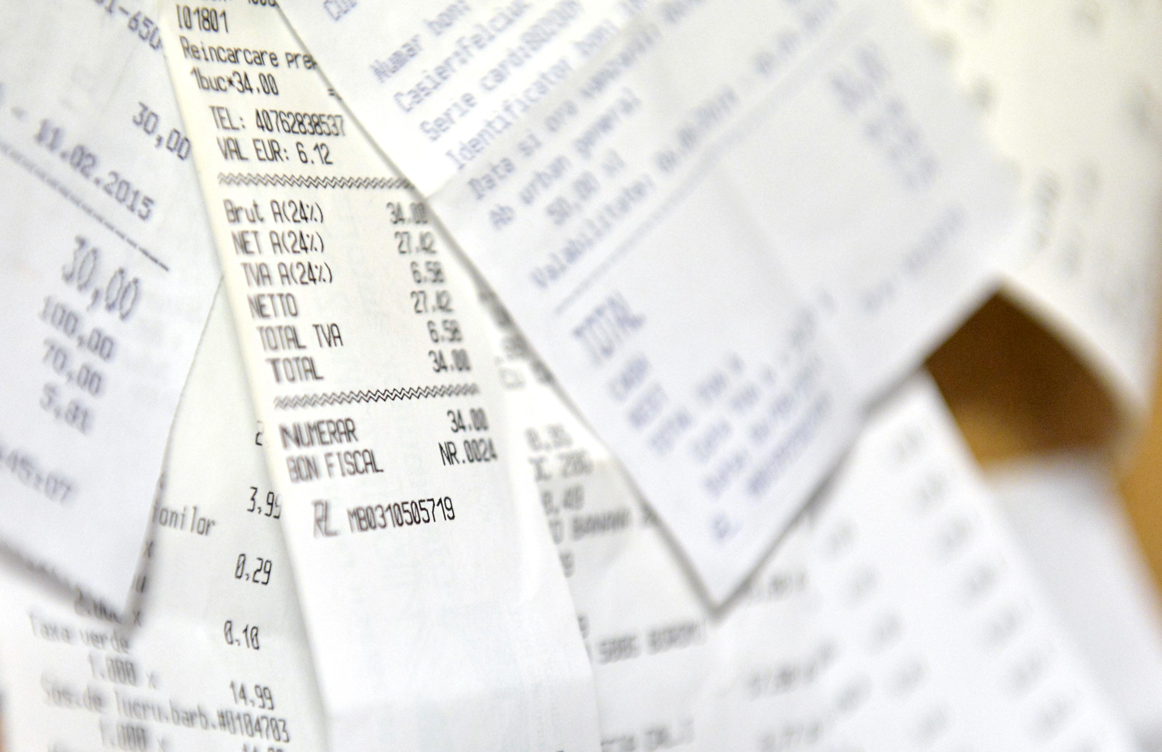 Bonurile in valoare de 821 lei din 18 noiembrie, caştigatoare la extragerea loteriei fiscale