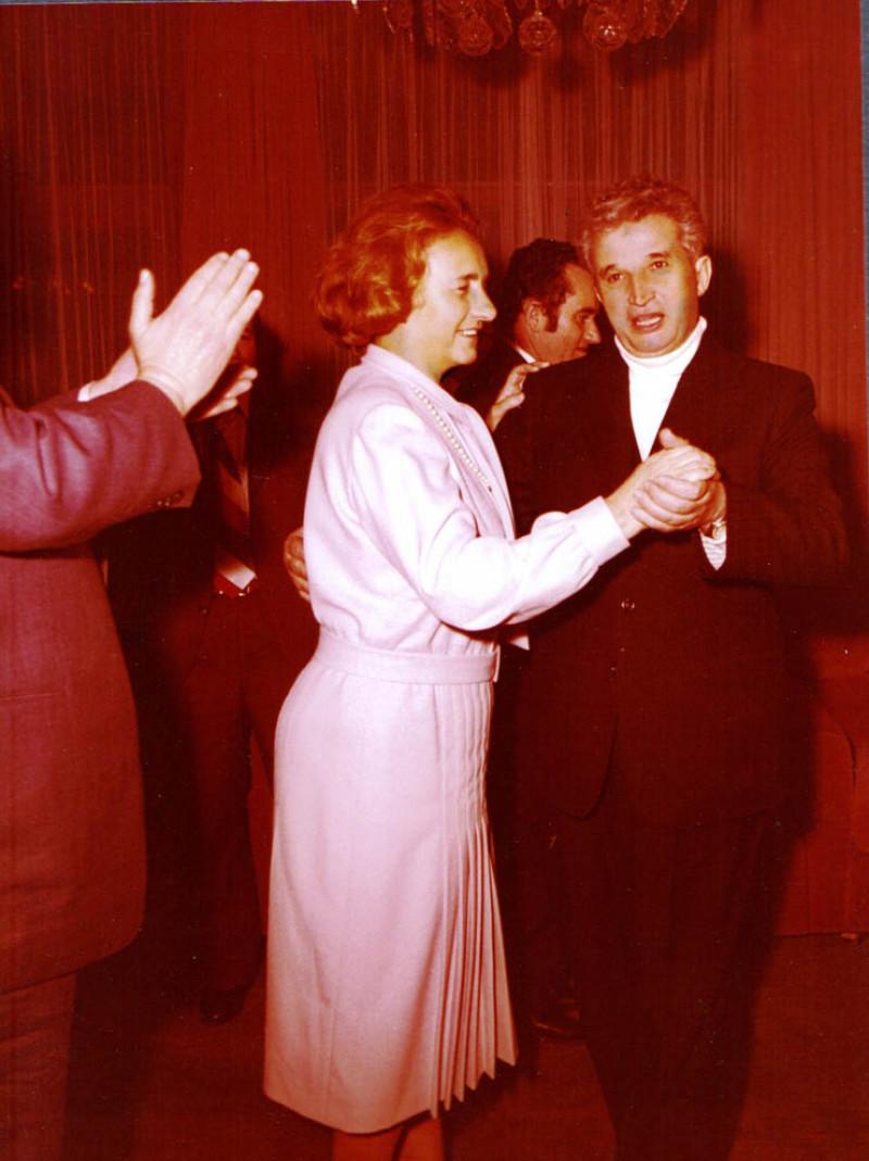 Ziua de naștere a lui Nicolae Ceaușescu, 26 ianuarie 1980, K052 | fototeca online a comunismului romanesc