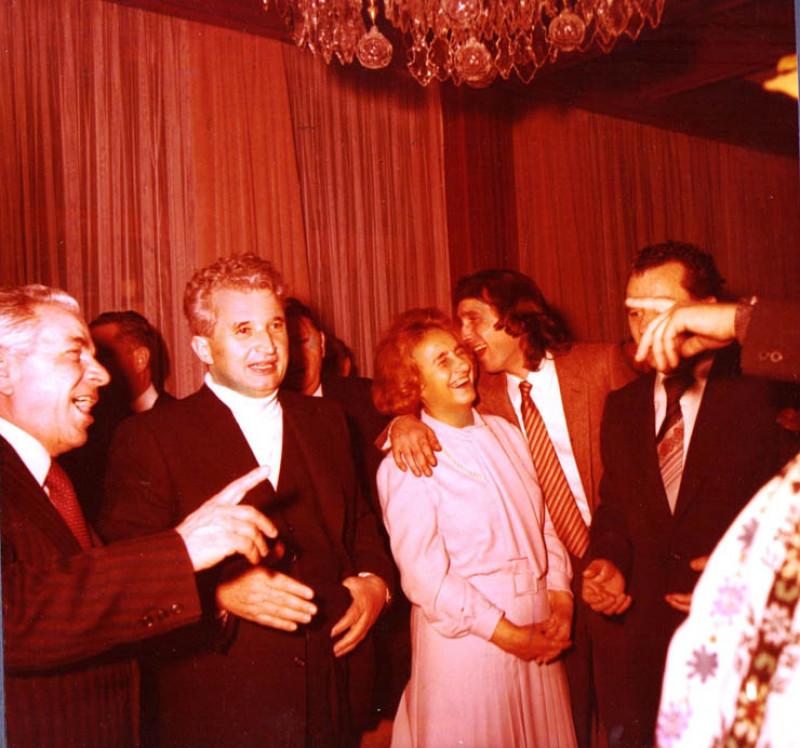 Ziua de naștere a lui Nicolae Ceaușescu, 26 ianuarie 1980, K043 | fototeca online a comunismului romanesc
