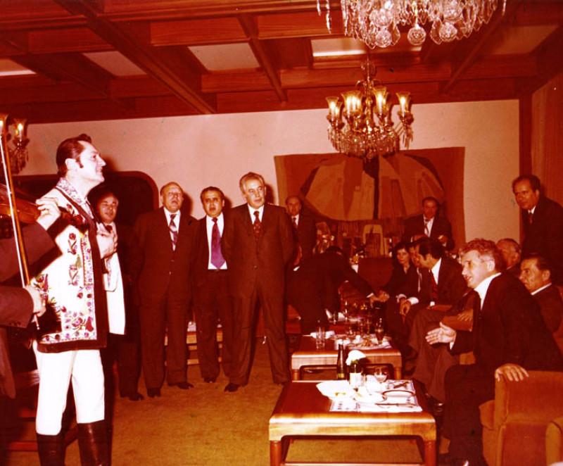 Ziua de naștere a lui Nicolae Ceaușescu, 26 ianuarie 1980, K023 | fototeca online a comunismului romanesc