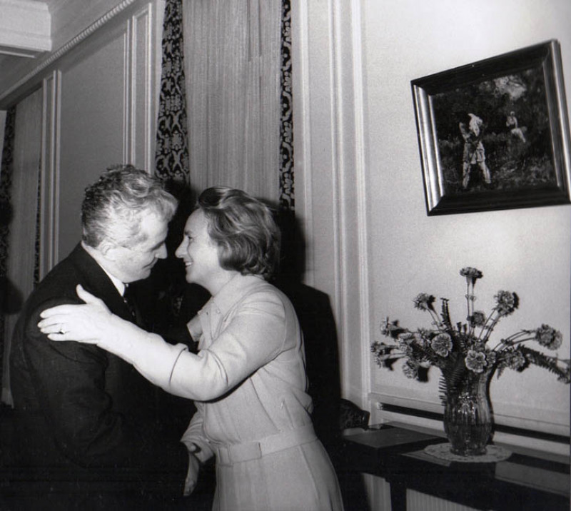 Ziua de naștere a lui Nicolae Ceaușescu, 26 ianuarie 1980, K006 | fototeca online a comunismului romanesc