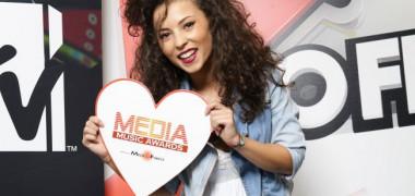Ami, repetitie pentru Media Music Awards in direct la ProFM