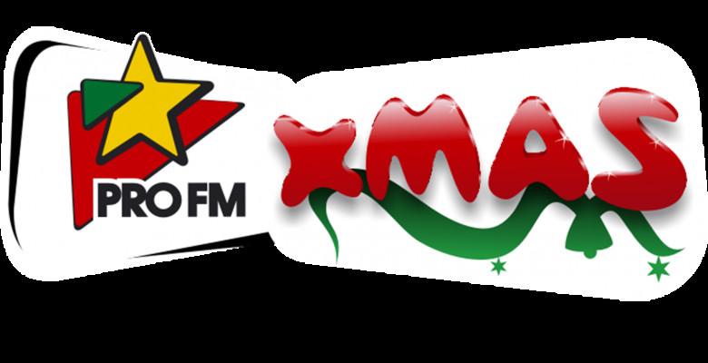 Logo ProFM XMAS icon site