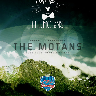 Afis-The-Motans-BLUE