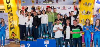 Revenire cu victorie pentru Team ProFM cu Vali Porcisteanu, în prima etapă a campionatului național de raliuri
