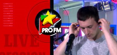 The Motans - August | ProFM LIVE Session