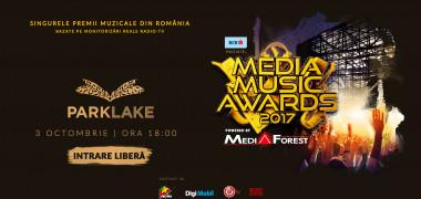Câştigătorii locurilor VIP la Media Music Awards