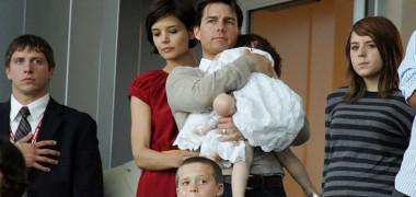 Fiica lui Tom Cruise e o adevarată domnisoară. Cum a fost surprinsă Suri