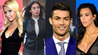 Lista lui Ronaldo! Ce iubite a avut portughezul înainte de Georgina R...