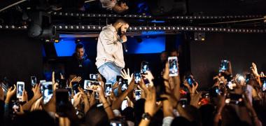 Mesajul lui Drake pentru un spectator care devenise insistent cu o femeie, după concertul său | VIDEO