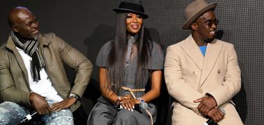 Calendarul Pirelli 2018 a fost lansat de Sean Diddy Combs, Naomi Campbell şi actorul Djimon Hounsou