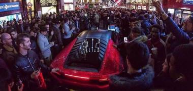 Glamour sau kitsch? Ce i-a făcut o moldoveancă acestui Lamborghini de 200.000 de euro   VIDEO