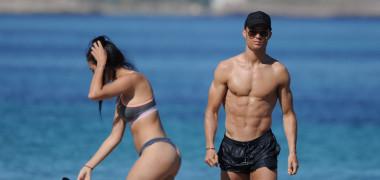 Cu cine s-a distrat Ronaldo în Ibiza înainte de finala Ligii Campionilor