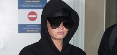 Wow! Demi Lovato se întâlneşte cu cel mai tare rapper al momentului