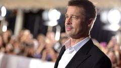 Brad Pitt, în tandreţuri cu un supermodel celebru