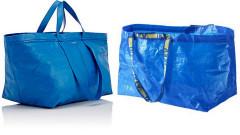 Ikea, reacţie genială după ce Balenciaga a lansat geanta de 2.000 de dolari