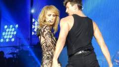 Celine Dion se iubeşte cu un dansator cu 17 ani mai tânăr