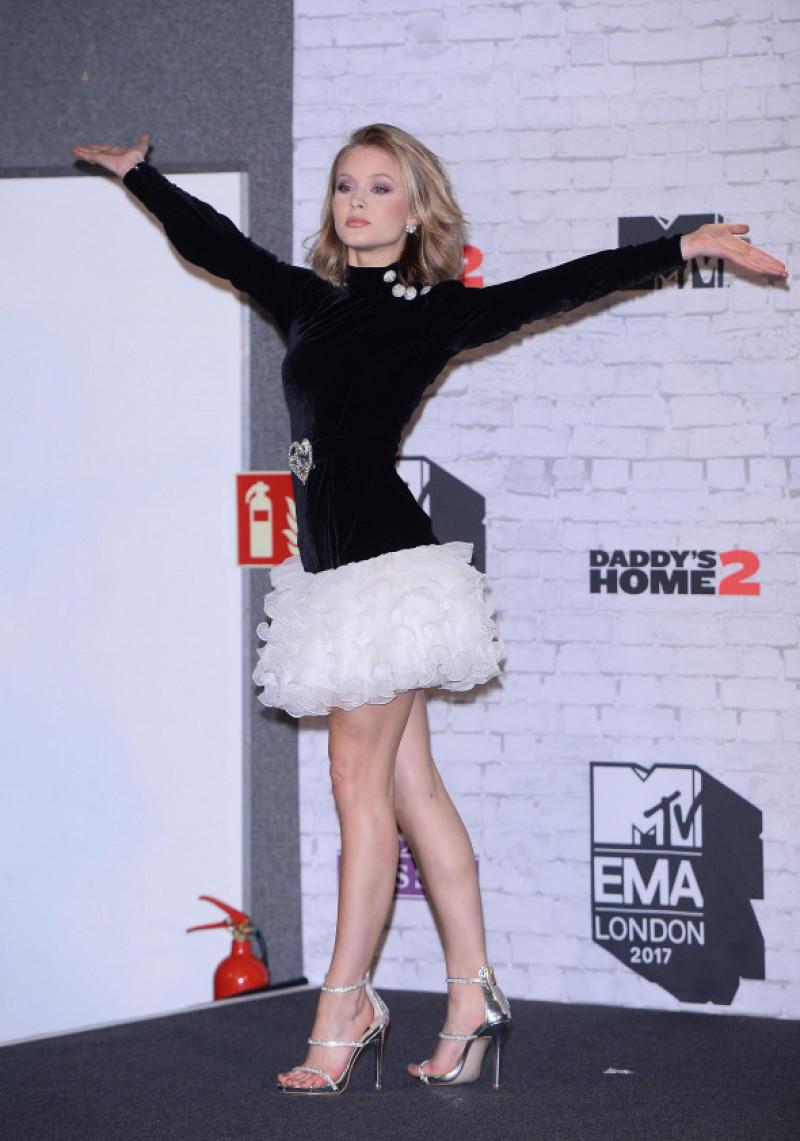 Winners MTV EMA 2017 in London