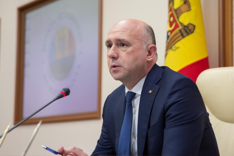 pavel filip premierul moldovei - gov-1.md