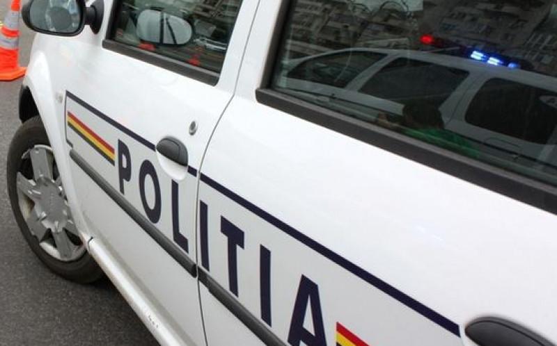 politia masina