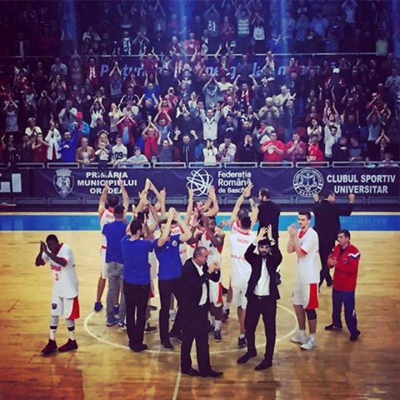 CSM Oradea calificare BCL