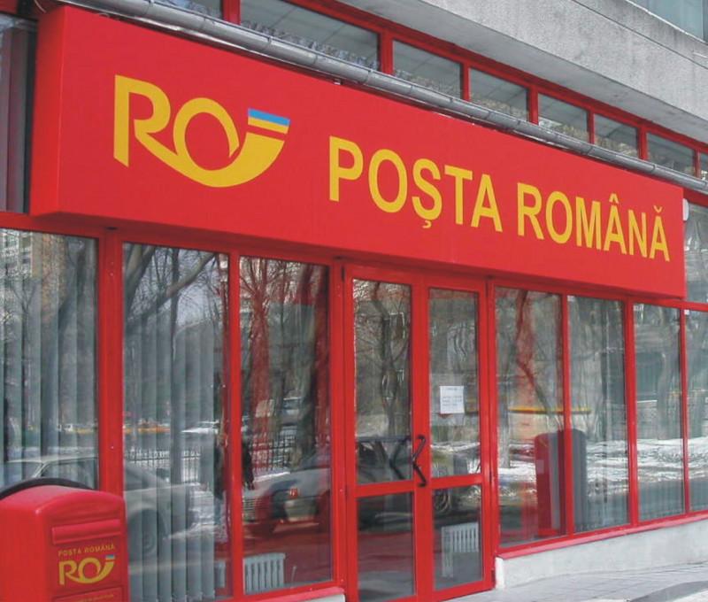 POSTA ROMANA PLASMA