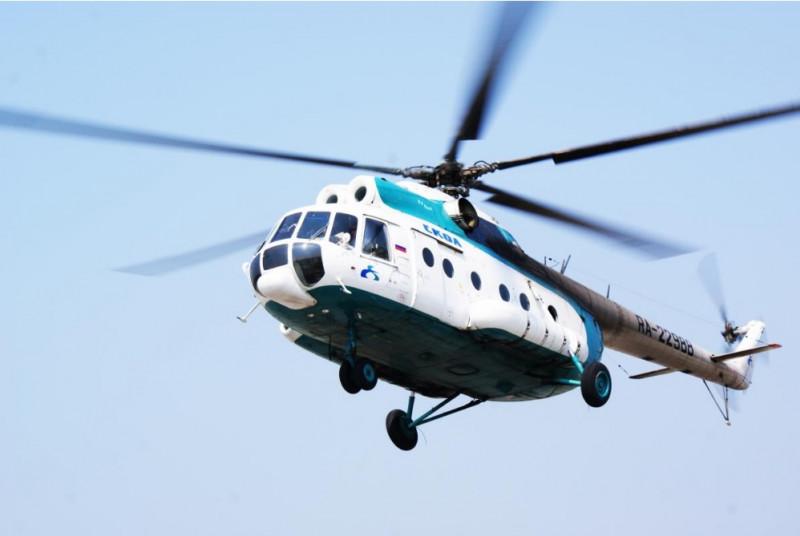 mi-8 elicopter