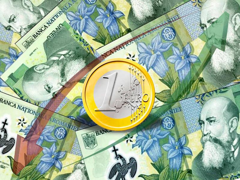 curs leu euro
